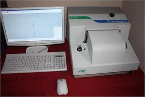 Wicks and Wilson 4100 Roll Film Scanning System